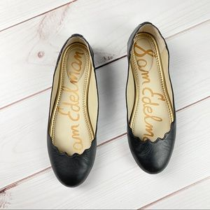 Sam Edelman | Finnegan Scalloped Ballet Flat